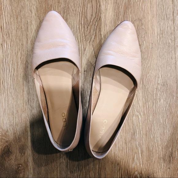 681e770c35c Aldo Shoes - Aldo Blanchette Flat Loafer Ballet Flat